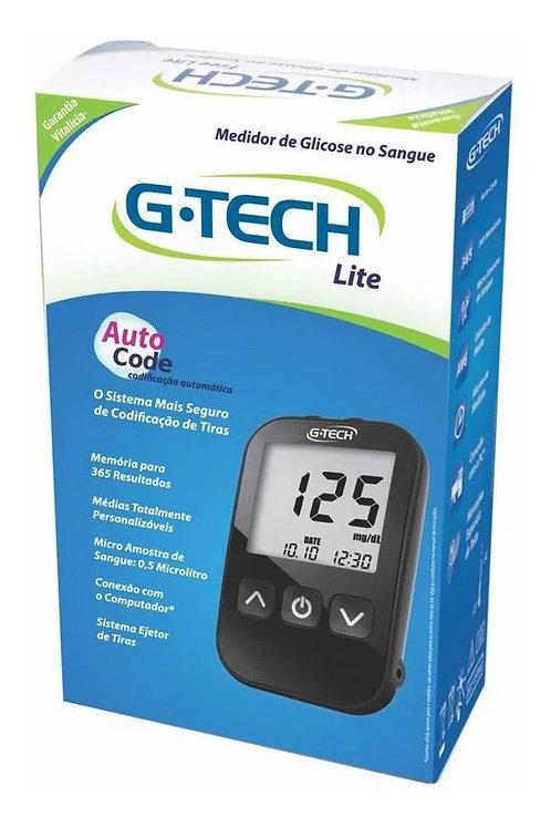 Kit Medidor de Glicose Lite G-TECH