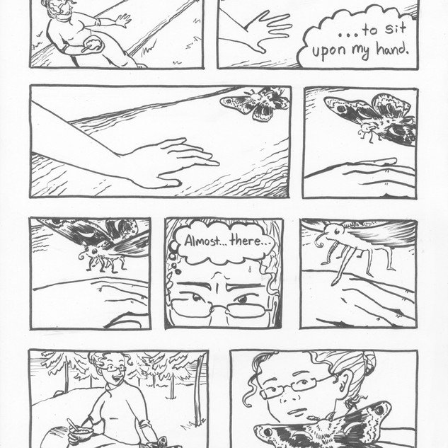 Butterfly Angst page 3