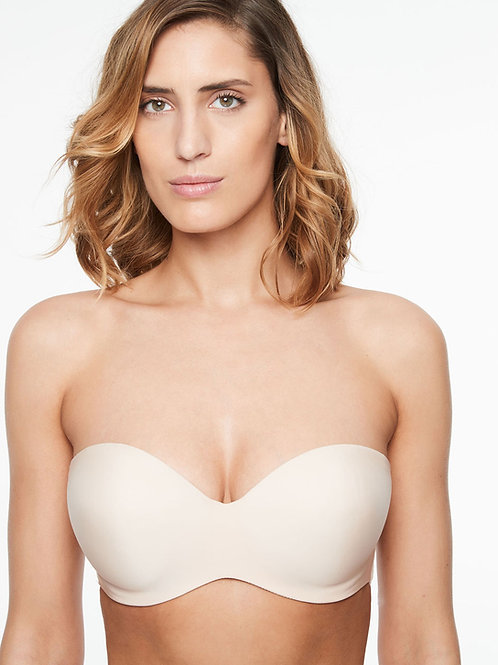 Chantelle Beige Absolute Invisible Strapless Bra