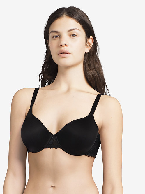 Chantelle Black Day to Night Memory Foam Bra