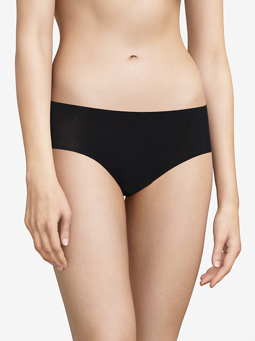 Chantelle Black Soft Stretch Hipster Brief