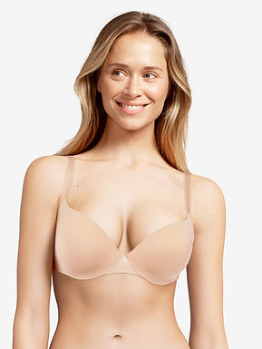 Chantelle Essentiall Invisible Extra Push-up Bra