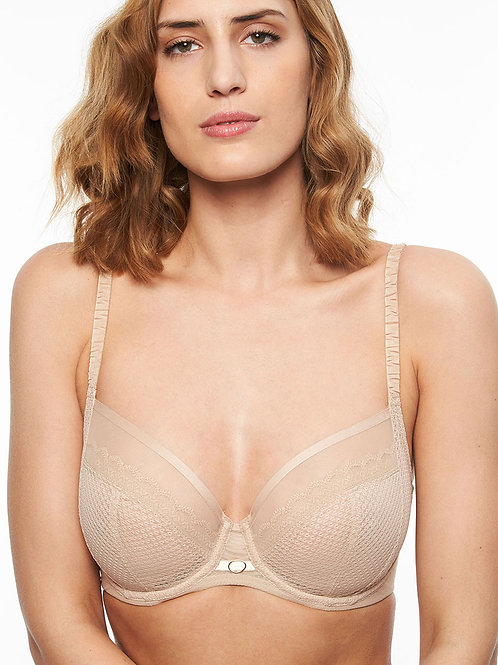 Chantelle Parisian Allure Covering Underwired Bra