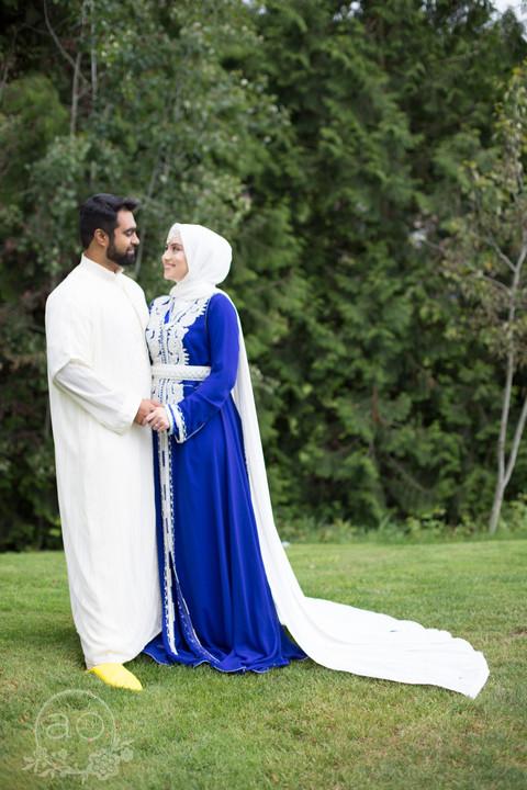 Rim + Faizan | Gresham Wedding