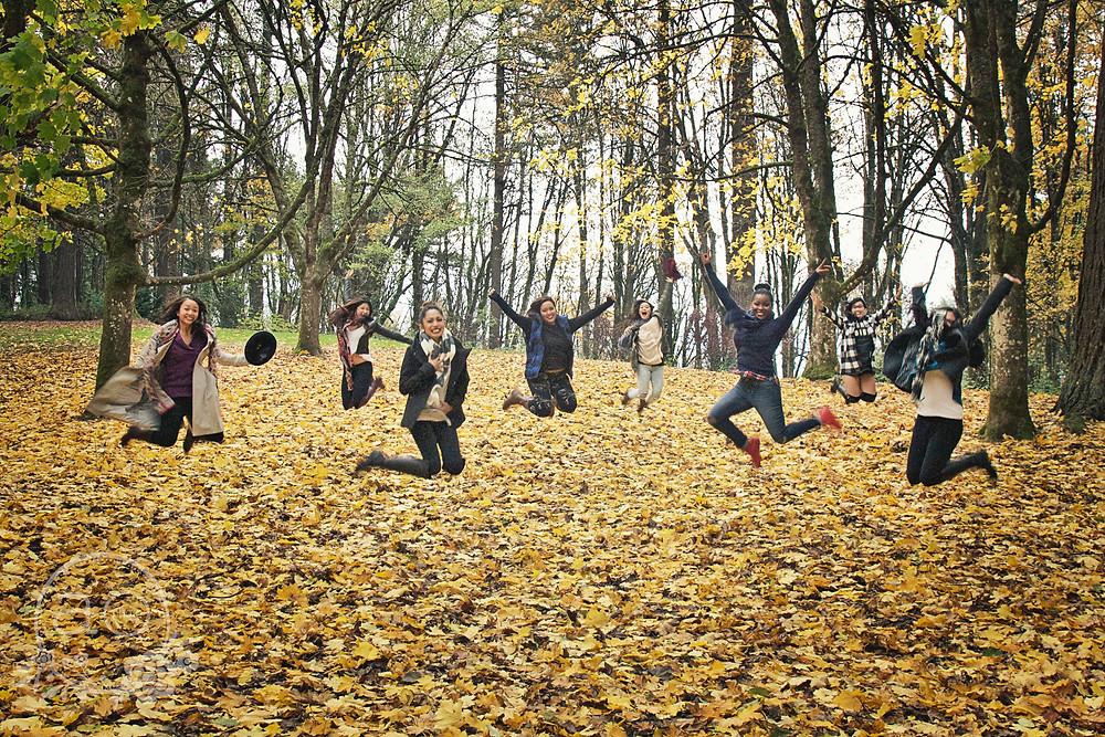 Portland Family Photography | Hoyt Arboretum