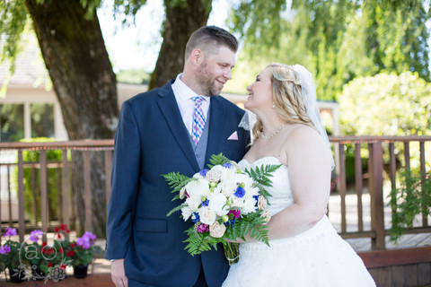 Stephanie + Brady Married | East Fork Country Estate Wedding