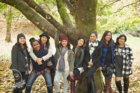 Portland Girls Vacation