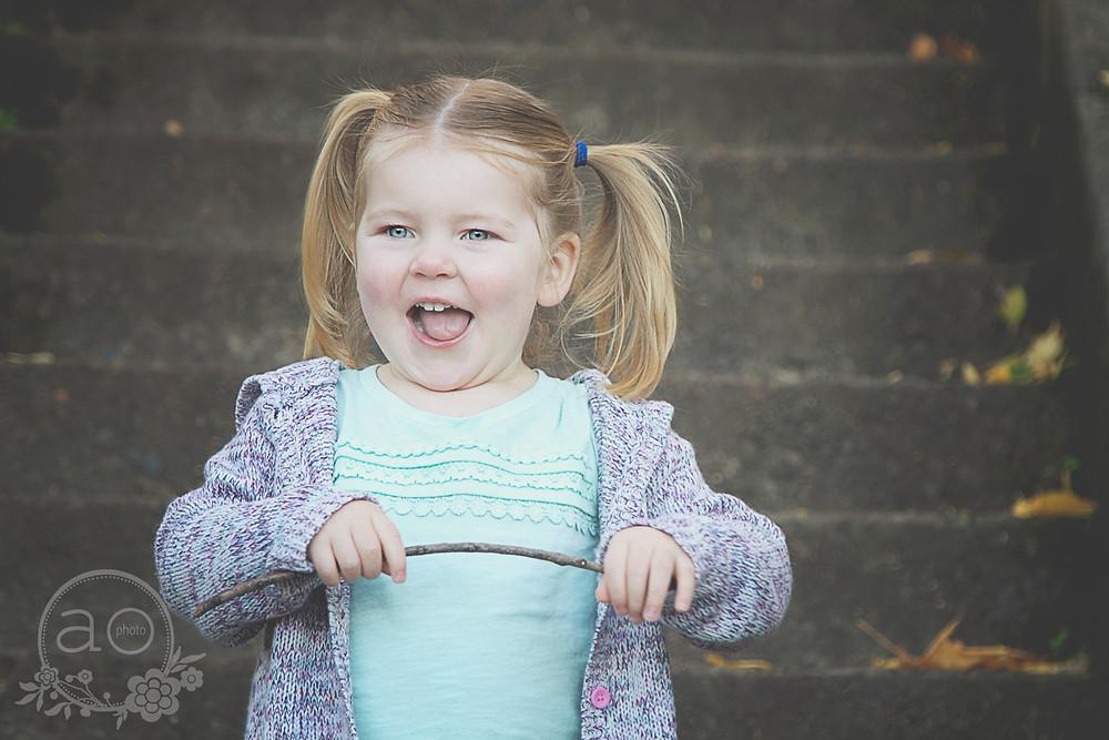 Portland Family Photography | Rood Bridge Park