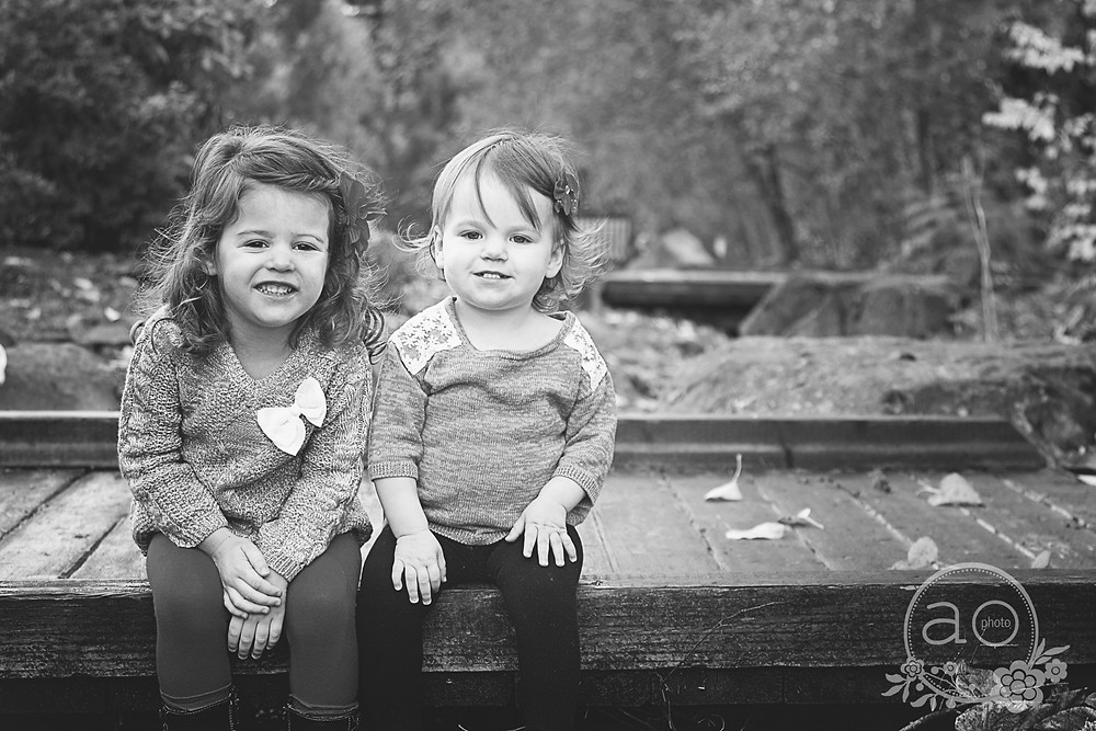 Portland Family Photography | Rood Bridge Park