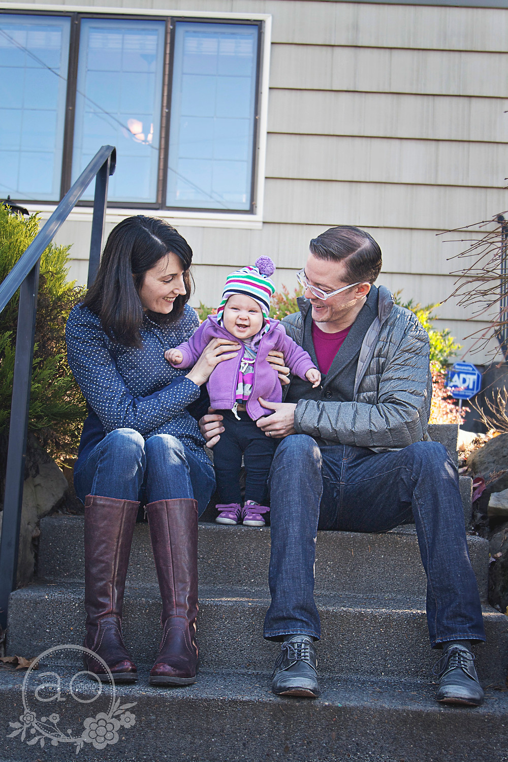 Portland Family Photography   Lifestyle Session