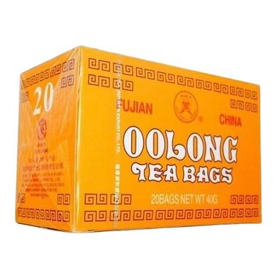 CHÁ DE OOLONG C/ 20 SACHÊS (OOLONG TEA) 40G