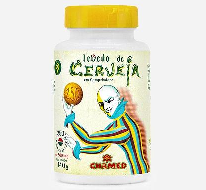LEVEDO DE CERVEJA 250CAPS