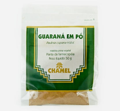 GUARANÁ PÓ  - 50g