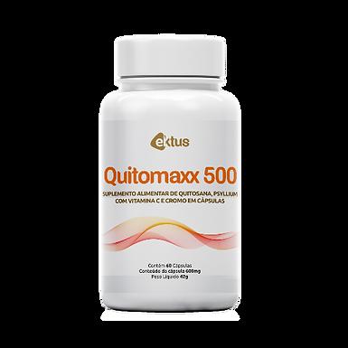 Quitomaxx 500 - 60 cápsulas 600mg