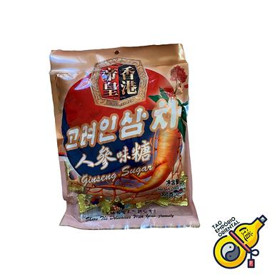 Bala de Ginseng Coreano 300g