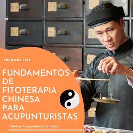 fundamentos de fito chinesa para acupunturistas