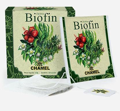 BIOFIN - Camomila, Chá verde, Boldo, hibiscus, Carqueja SACHÊS