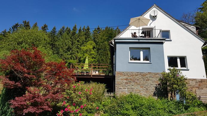 Haus in der Drosselhardt in Wiehl.
