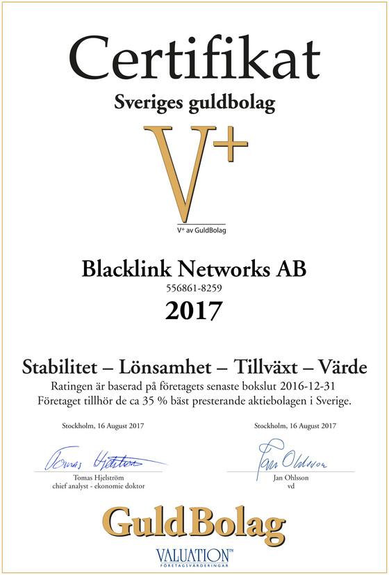 Sveriges guldbolag
