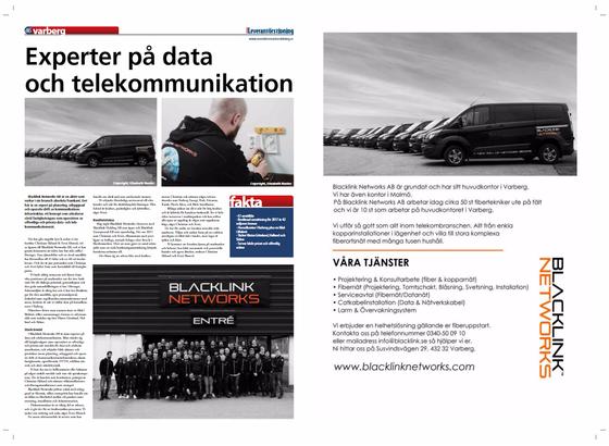 Artikel i Svensk Leverantörstidning