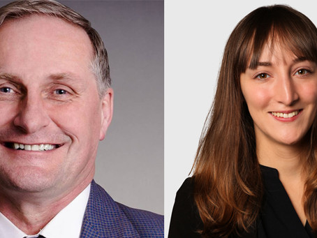 Placement Posts - Marion with MPP John Vanthof