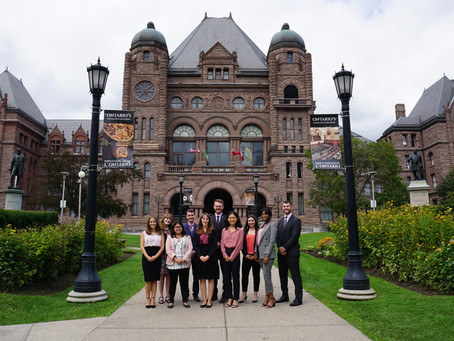 The New Cohort Discovers Queen's Park