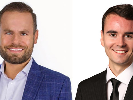 Placement Posts - Jeremy with MPP David Piccini
