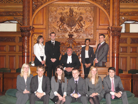 HISTORICAL FEATURE- 2010-11 INTERNS