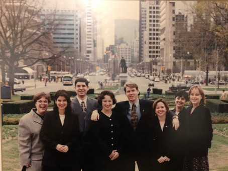 Historical Feature - 1995-96 Interns