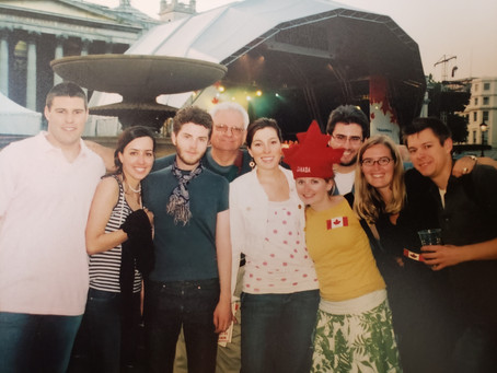 Historical Feature - 2005-2006 Interns