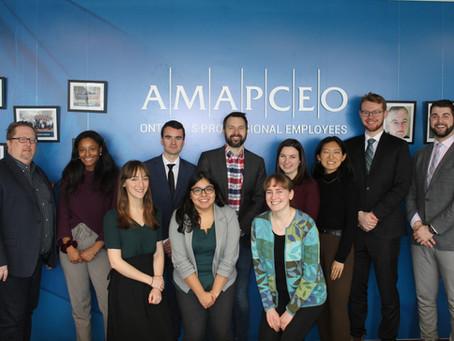Sponsor Spotlight - AMAPCEO