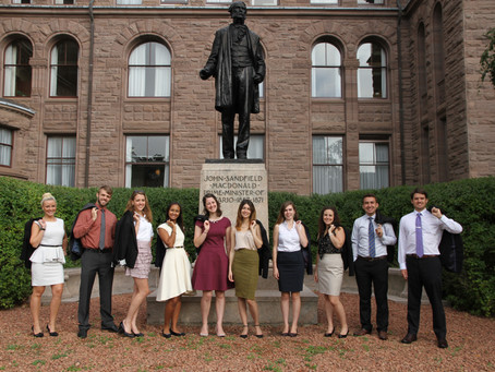 HISTORICAL FEATURE- 2015-16 INTERNS