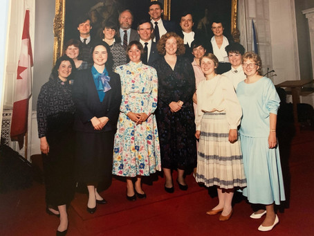 Historical Feature- 10th OLIP Cohort, 1986-87