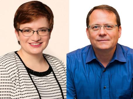 Placement Post -Elizabeth with MPP Mike Schreiner