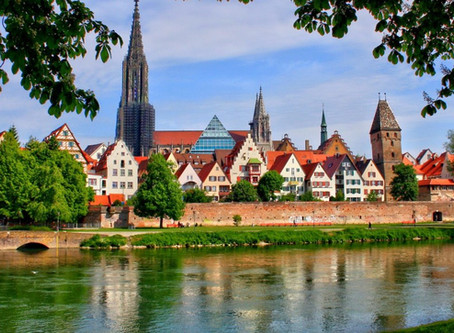 We're Moving to Ulm, Germany