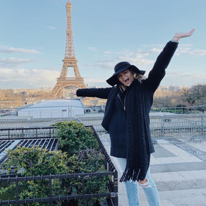 Girls Trip to Paris and London – February 2020