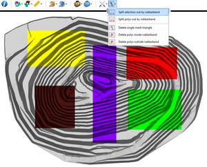 GEM4D Rubberband mesh splitting into objects