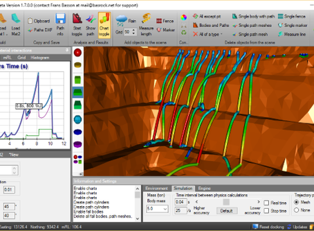 Trajec3D Version 1.7.0.0 available for download