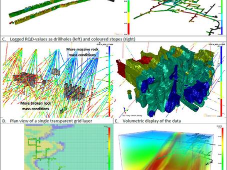 GEM4D Version 1.8.2.4 and geotechnical block models