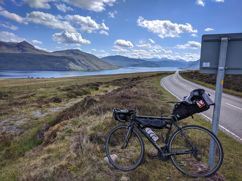 Highlands North Coast 500 Bike