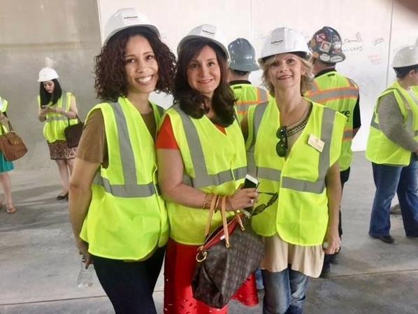 Francoise Bergan for Aurora City Council_Construction