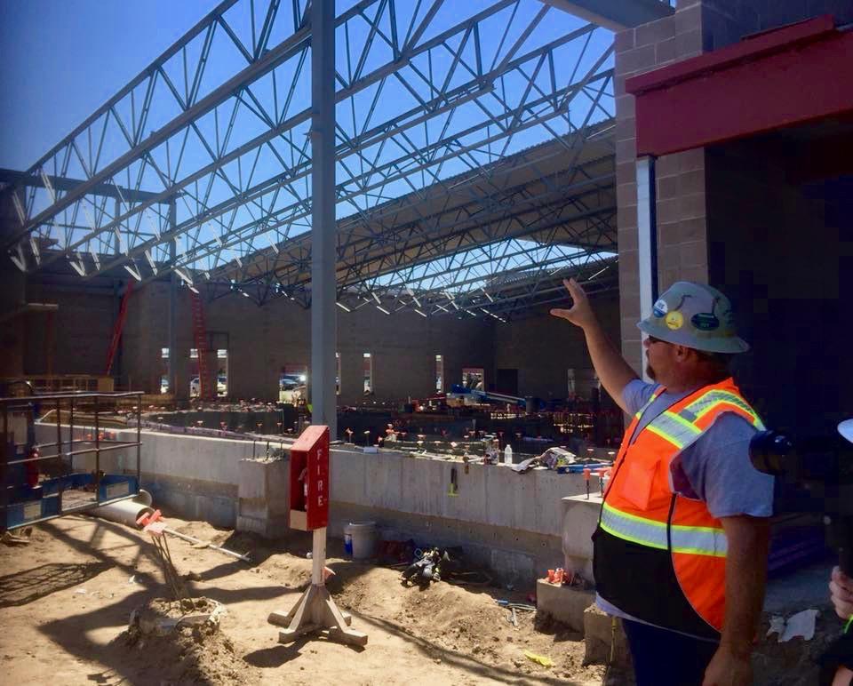 Francoise Bergan for Aurora City Council_Building Construction