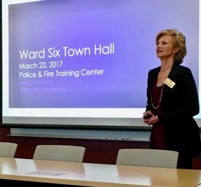 Francoise Bergan for Aurora City Council_Presentation
