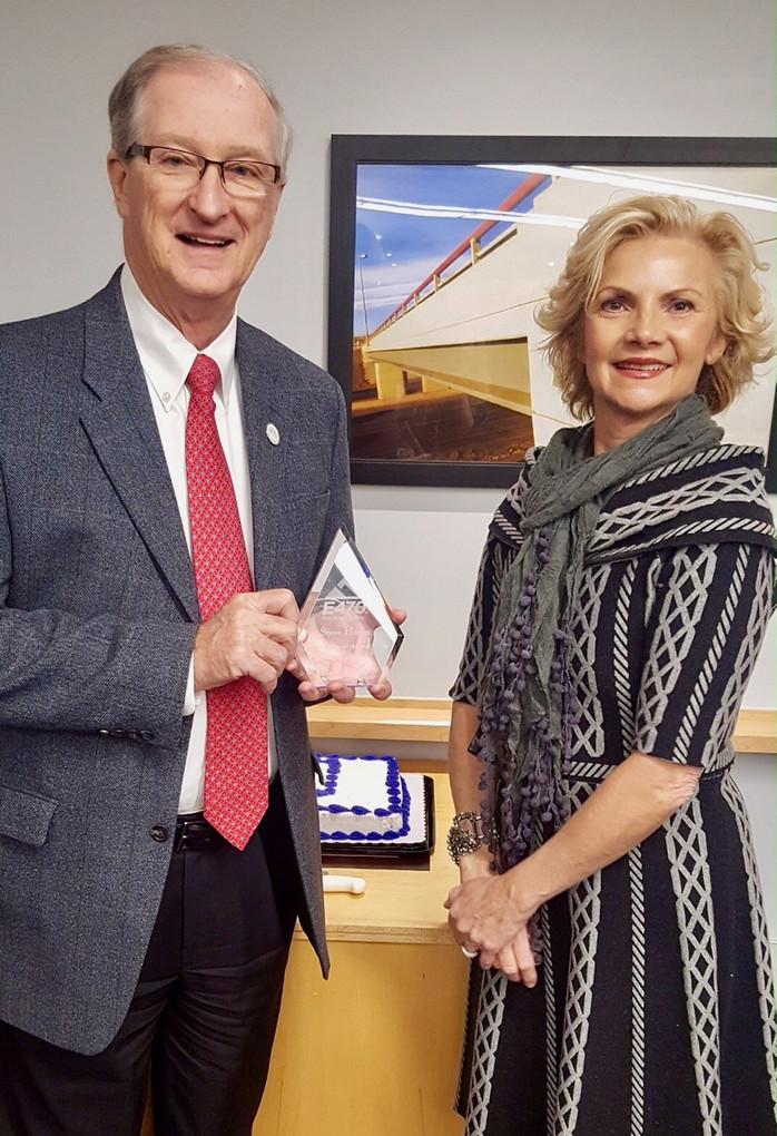 Francoise Bergan for Aurora City Council_Award