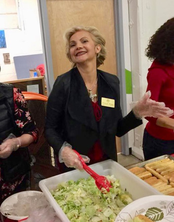 Francoise Bergan for Aurora City Council_Food Service