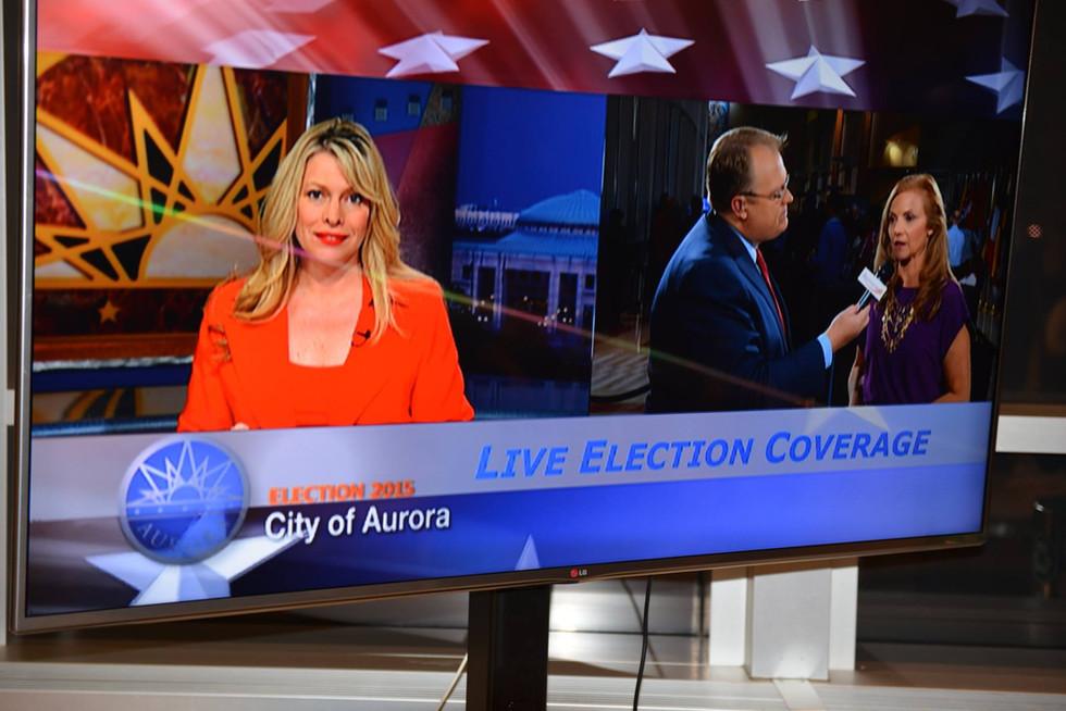 Francoise Bergan for Aurora City Council_Election Coverage