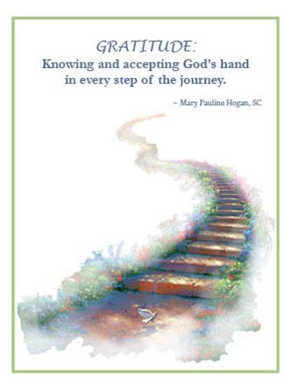 Charity Notes - Gratitude Card - Sr. MP Hogan