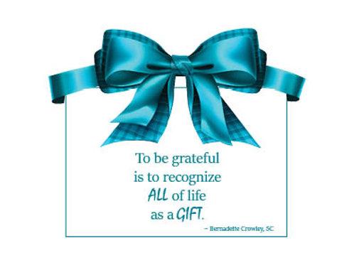 Charity Notes - Gratitude Card - Sr. B. Crowley (2)