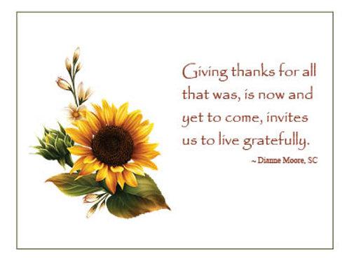 Charity Notes - Gratitude Card - Sr. D. Moore (2)