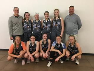 2019 Hoopmaster Varsity Girls Champions - TC Hoops